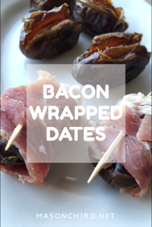 Bacon Dates